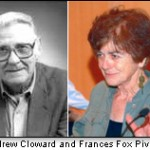 Andrew Cloward & France Fox Piven
