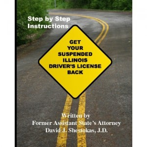 How to Get Back a Suspended or Revoked Illinois Driver's License