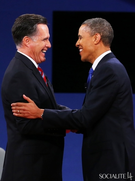 romney vs obama essays A look at where president barack obama and republican presidential rival mitt romney stand on a selection of issues.