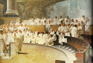 Free Speech in the Roman Senate