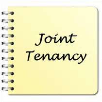 how to change joint tenancy to tenants in common