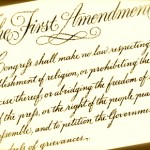First Amendment to US Constitution: Right to Peaceable Assembly