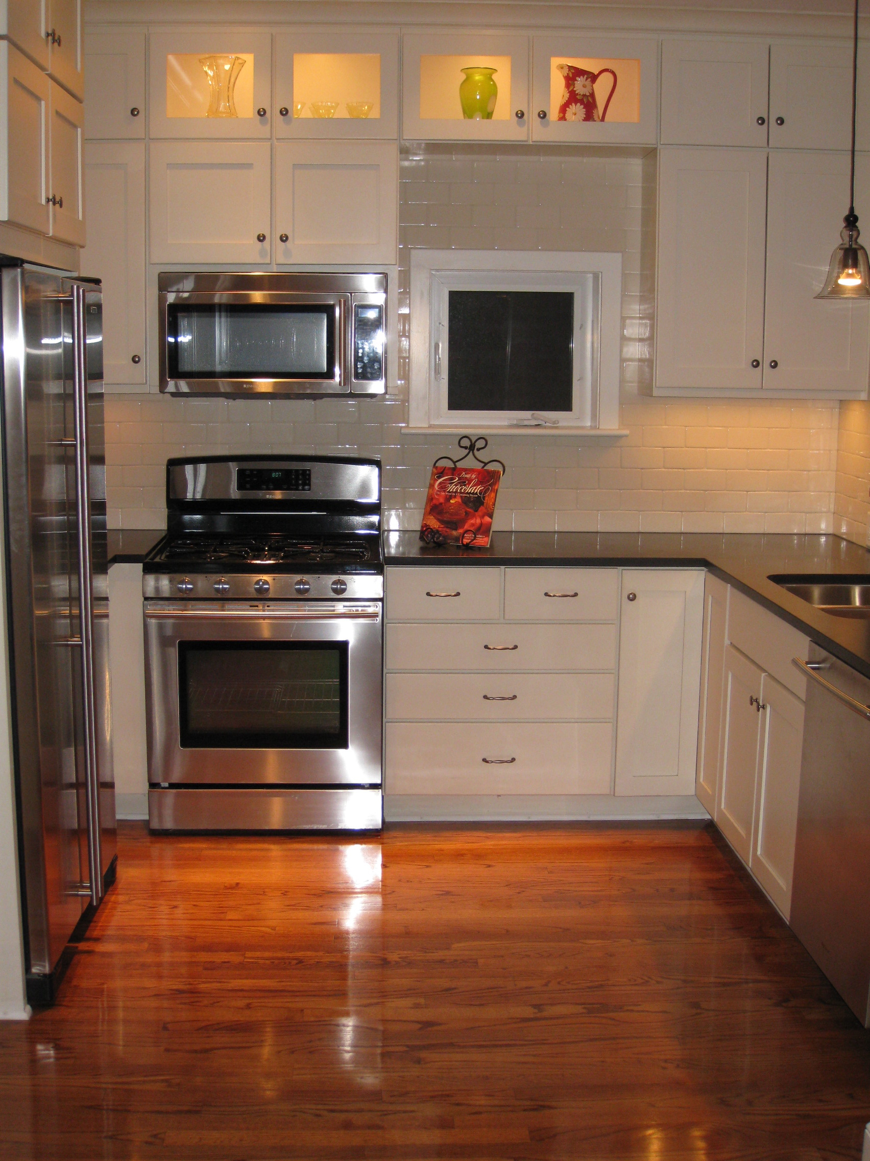Condo for rent short walk to university of illinois at for Daves italian kitchen