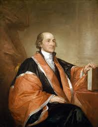 First Chief Justice John Jay
