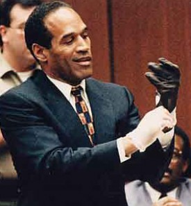 If it doesn't fit you must acquit