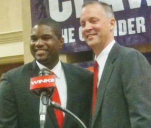 Byron Donalds & Curt Clawson