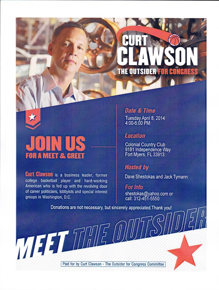 Clawson Colonial Meet & Greet