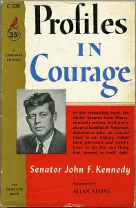 Paperback Book Profiles in Courage
