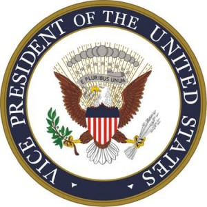 seal of the vice-president