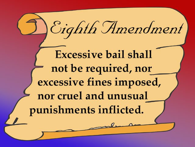 Eighth Amendment: Banning Cruel and Unusual Punishment | David J ...