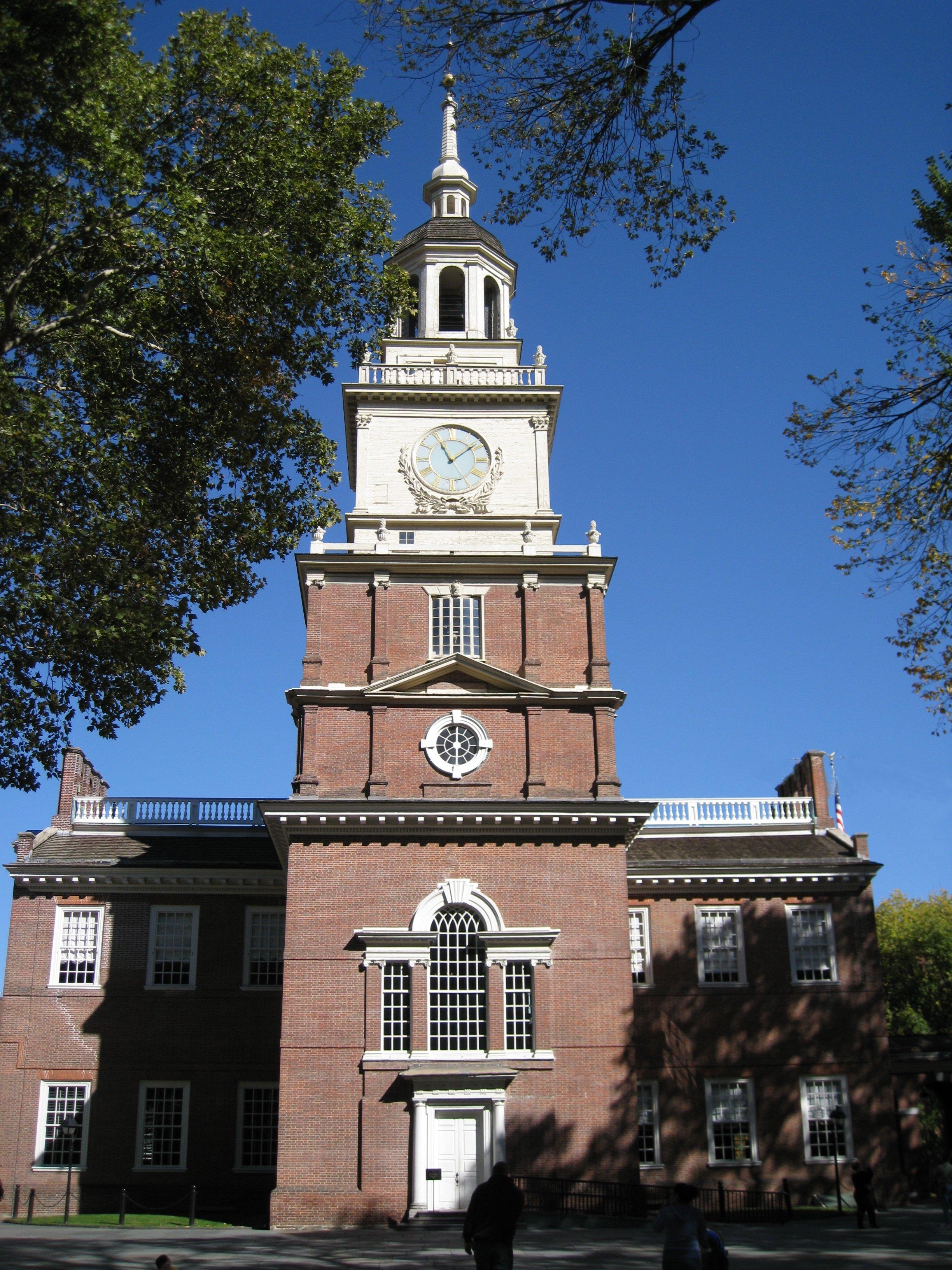 Pennsylvania Mutiny Chases Congress to Princeton, NJ