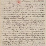 Sarah Hale's Letter and Lincoln's Thanksgiving Proclamation