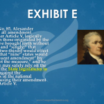 Compact for America Solution to Article V Convention Issues According to the Founders, Part II