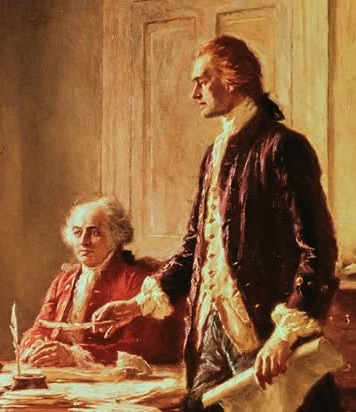 john adams and thomas jefferson Compare us presidents: john adams vs thomas jefferson view the presidents' foreign and domestic accomplishments, political backgrounds, and more.