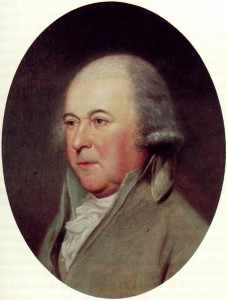 John Adams Declaration Committee Member