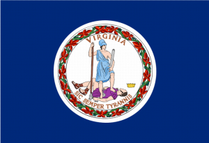 Flag of the State of Virginia