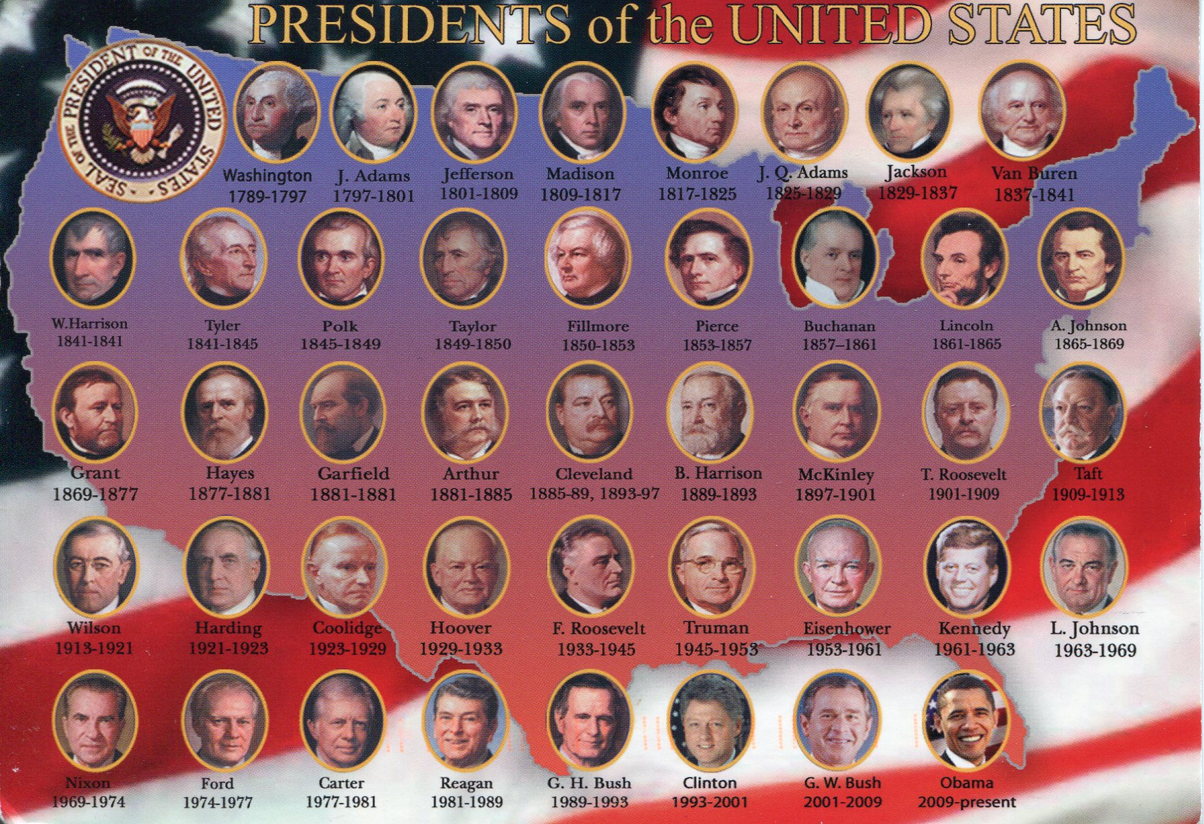 Image result for presidents of the united states images