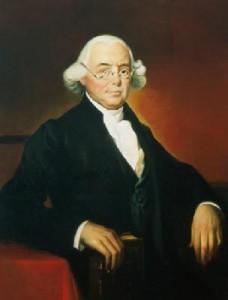 Supreme Court Justice James Wilson