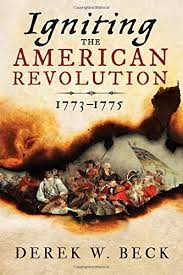 Igniting the American Revolution on Amazon