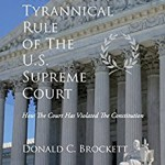 Tyrannical Rule of the Supreme Court cover