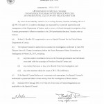 Rosenstein Order on Special Counsel-page-001