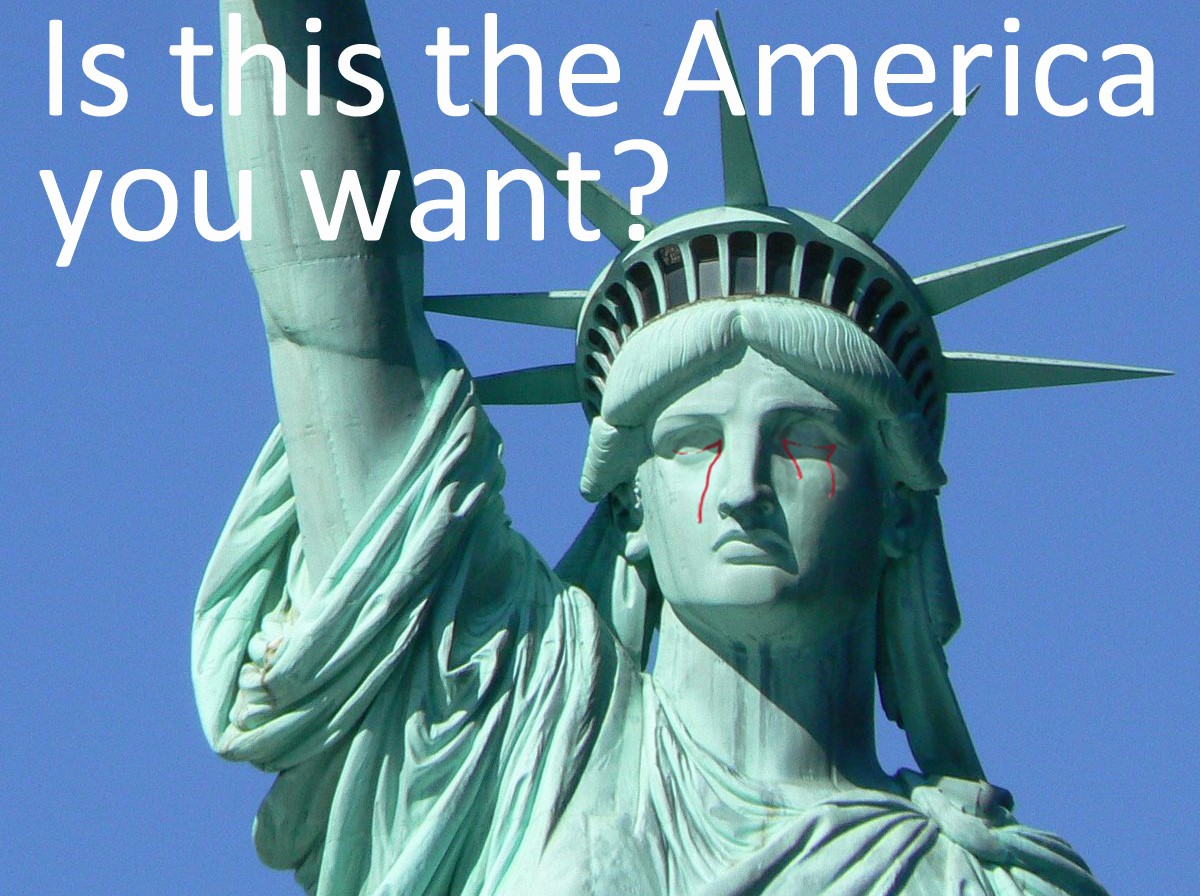 Is This the America You Want?