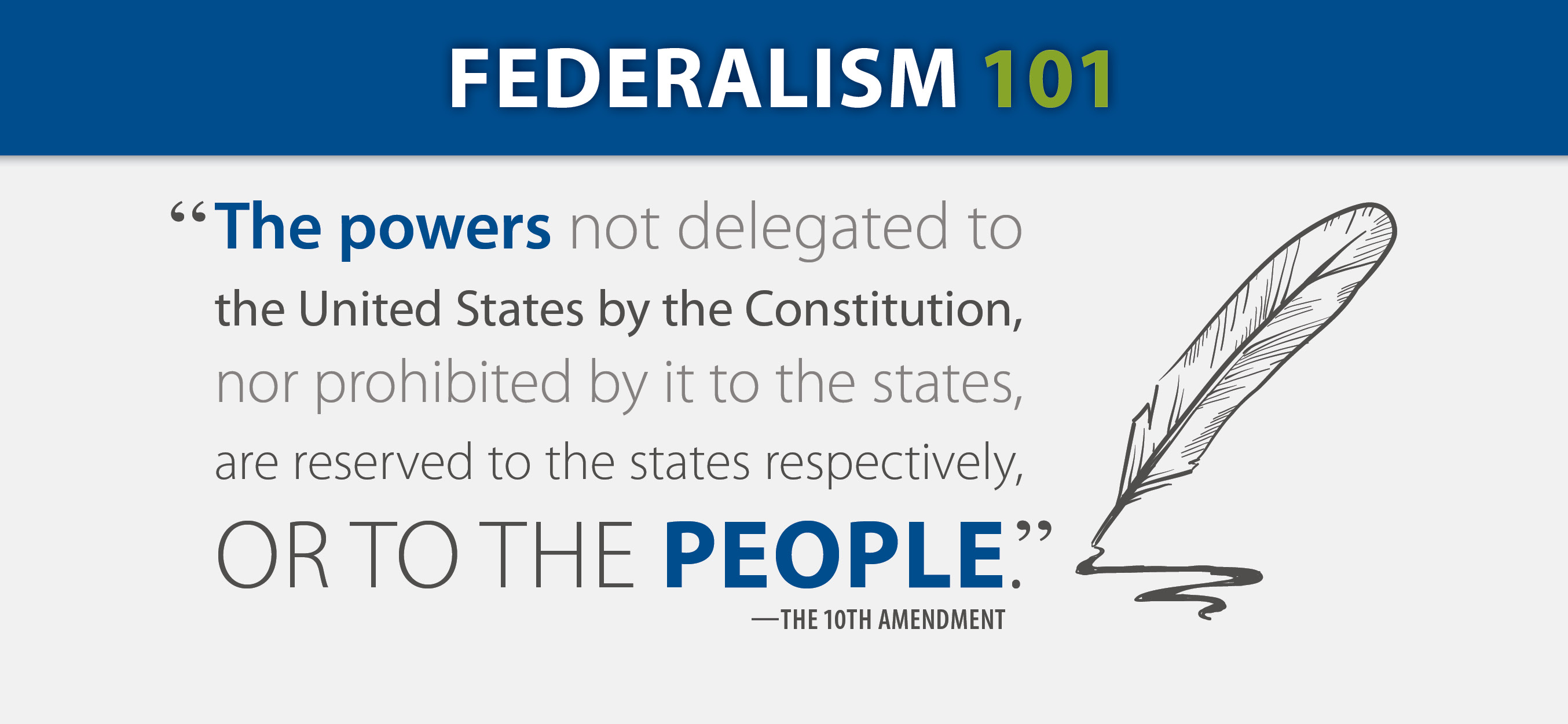 importance of federalism
