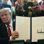 Trump Veto of Resolution to Terminate Emergency