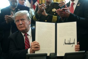 Trump Veto of Resolution to Terminate Emergency