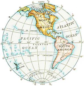 The Western Hemisphere