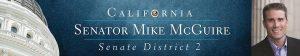 California State Senator Mike McGuire