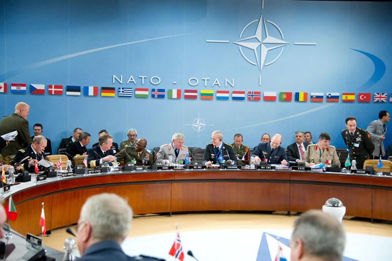 The future of NATO?