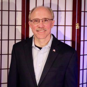 Pastor Richard Gionvannetti, of Standing in the Word Ministries